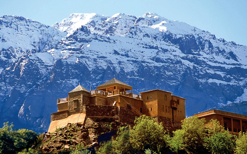 i-escape blog / The Best of Morocco for Families / The High Atlas