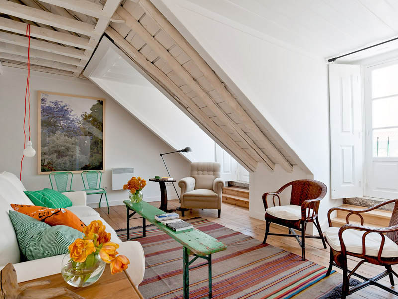 The i-escape blog / 9 beautiful apartments for a European city break / Baixa House