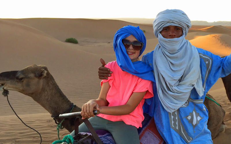 i-escape blog / The Best of Morocco for Families