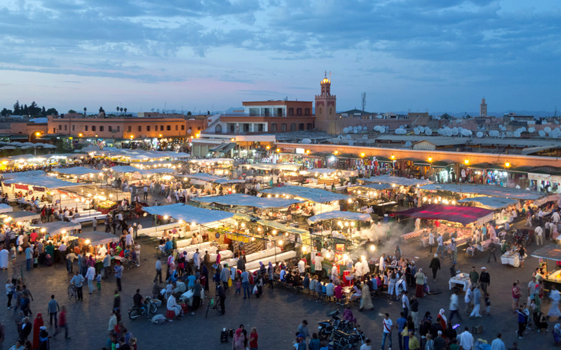 i-escape blog / The Best of Morocco for Families / Marrakech