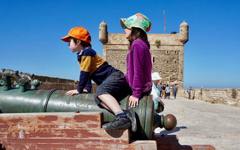 i-escape blog / The Best of Morocco for Families / Essaouira