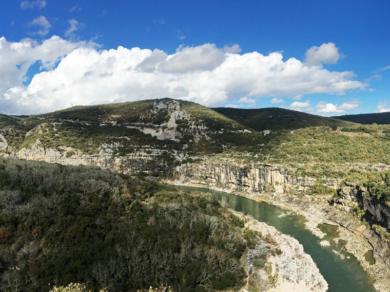 The i-escape blog / 3 stunning places you should stay in Provence / Gorge d'Ardeche
