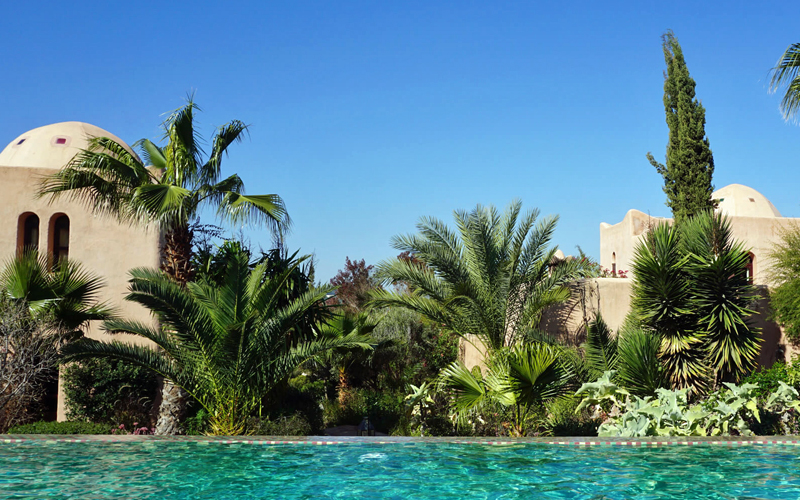 i-escape blog / The Best of Morocco for Families / Le Jardin des Douars
