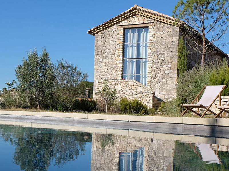 The i-escape blog / 3 stunning places you should stay in Provence / La Maison Papillons