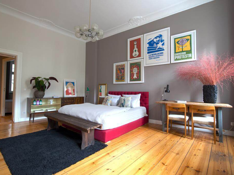 The i-escape blog / 9 beautiful apartments for a European city break / Linnen