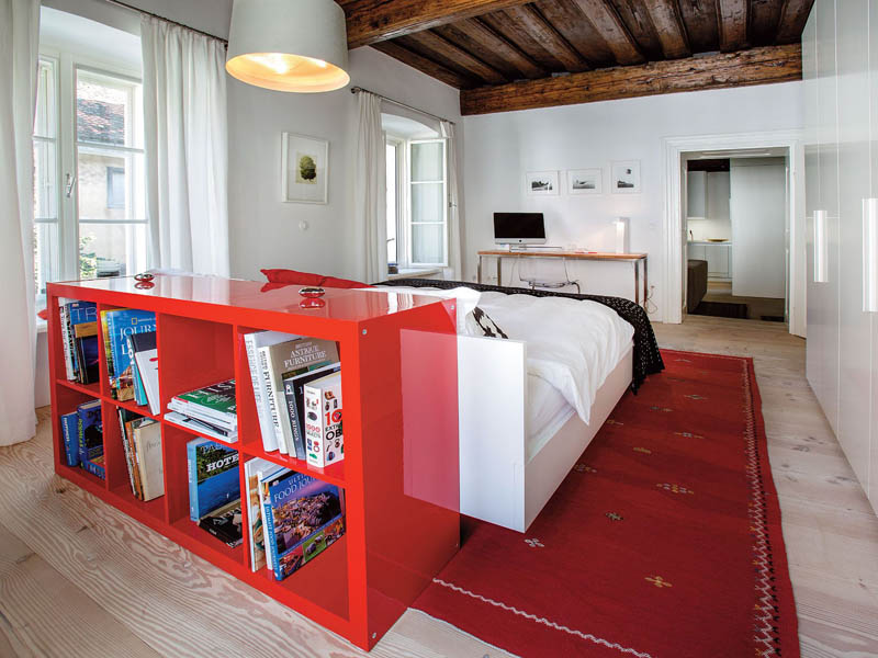 The i-escape blog / 9 beautiful apartments for a European city break / Ljubljana Boutique Apartments