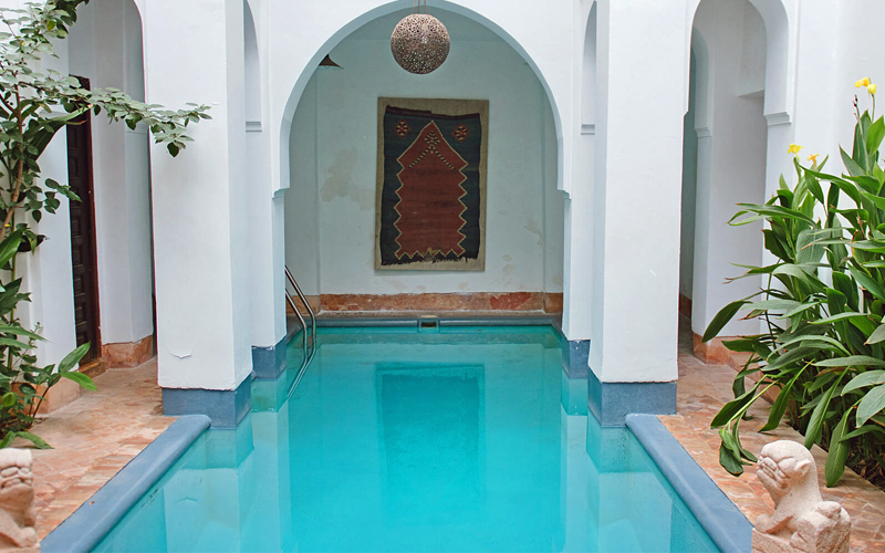 i-escape blog / The Best of Morocco for Families / Riyad el Cadi