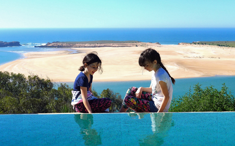 i-escape blog / The Best of Morocco for Families / Villa La Diouana