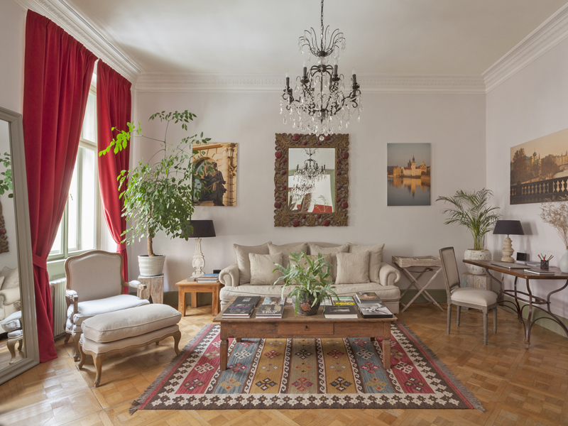 The i-escape blog / 9 beautiful apartments for a European city break / Vinohrady Boutique Apartment