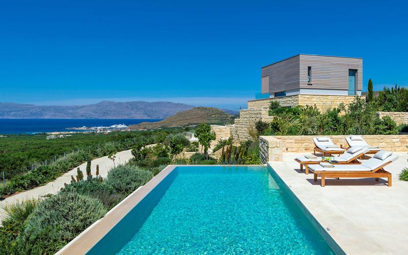 The i-escape blog / Our perfect 10 family hotels and villas / Cretan Contemporary Villas