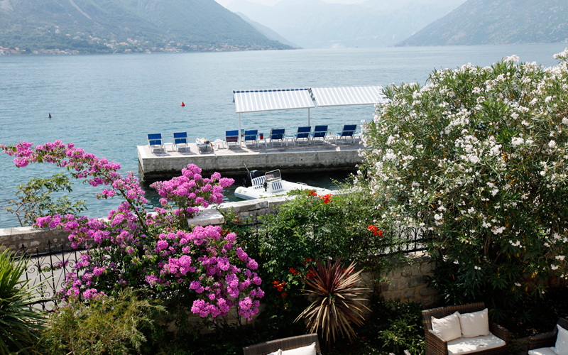 i-escape blog / Favourite European Coastal Family Hotels / Palazzo Radomiri