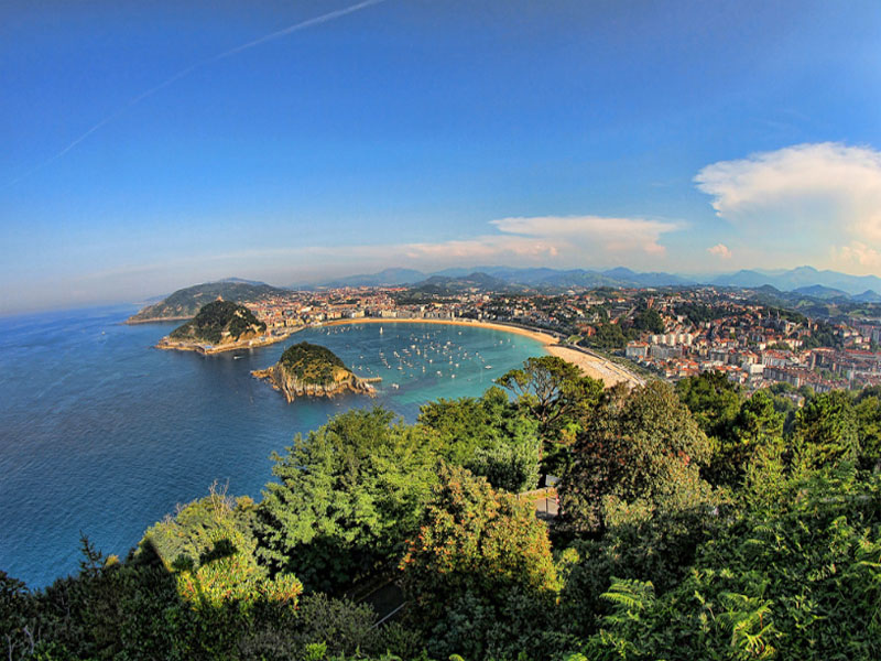 The i-escape blog / The 10 best best-city-beaches-in-europe / San Sebastian