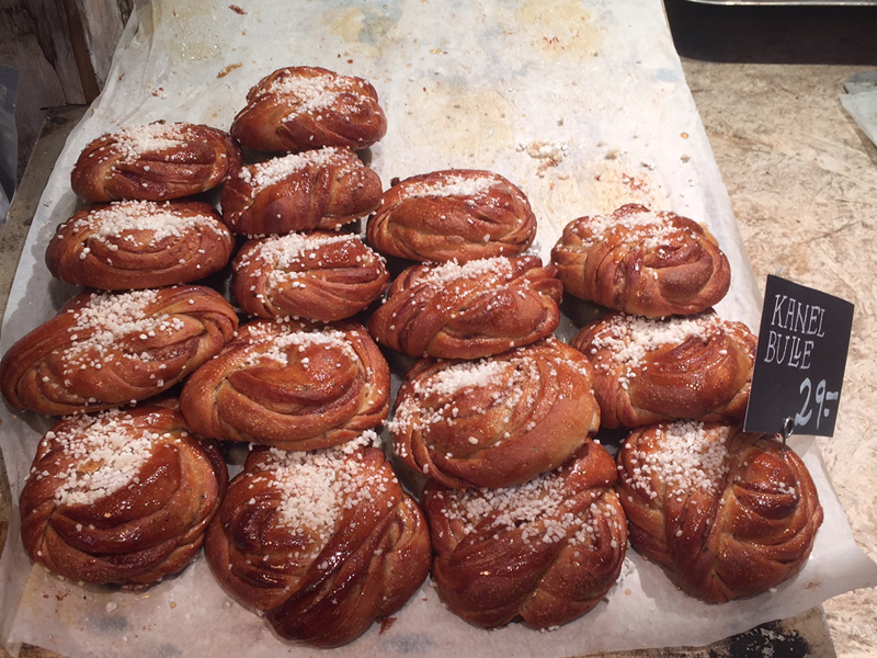 The i-escape blog / Winter city guide: Stockholm with kids / cinnamon buns