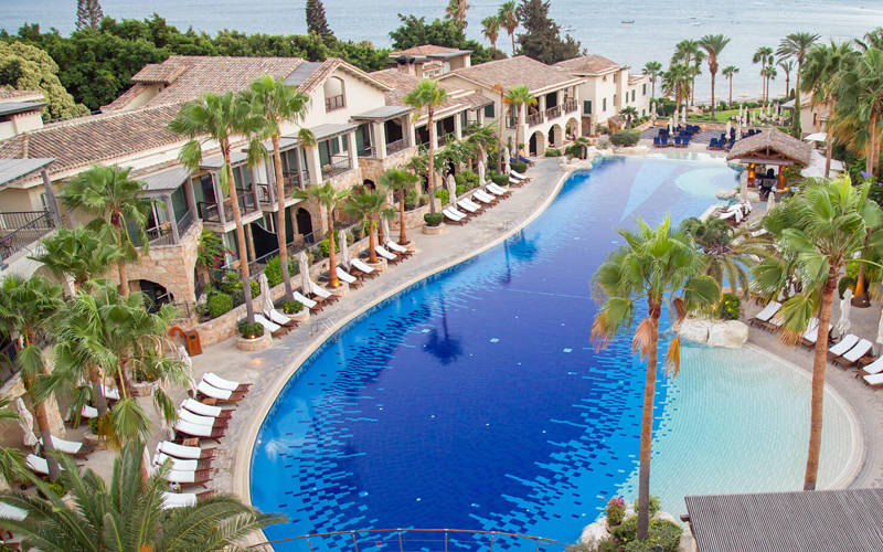 The i-escape blog / Fabulous hotel pools for families / Columbia Beach Resort