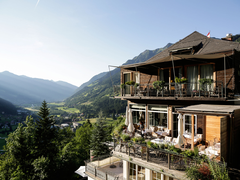 The i-escape blog / 10 spoiling hotels for Mother's Day / Haus Hirt