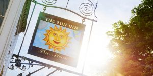 The i-escape blog / 10 best summer pubs in rooms in England