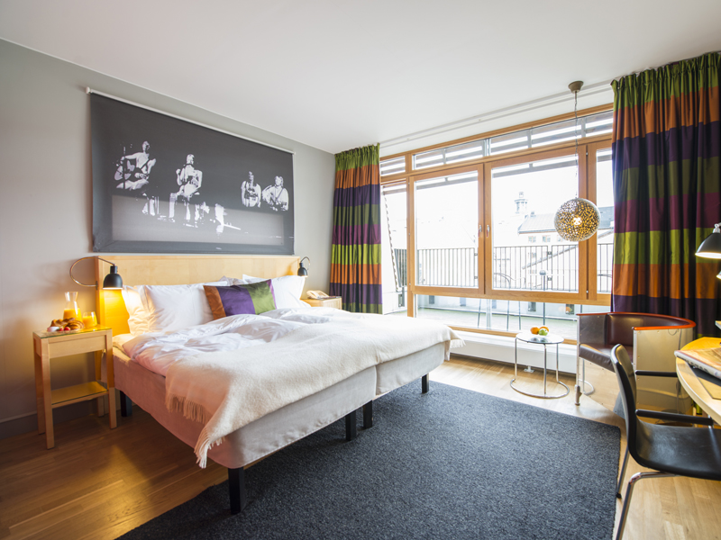 The i-escape blog / Winter city guide: Stockholm with kids / Hotel Rival