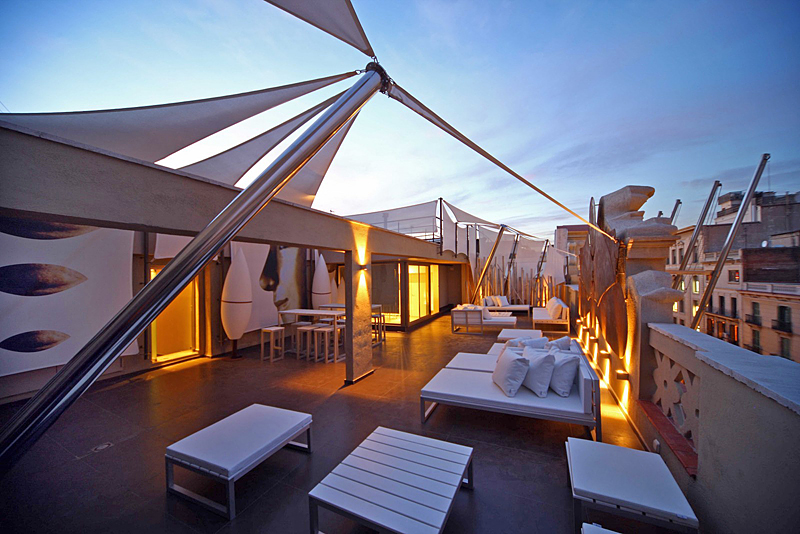 the i-escape blog / 8 best value hotels in Barcelona 2019 / Hotel Constanza