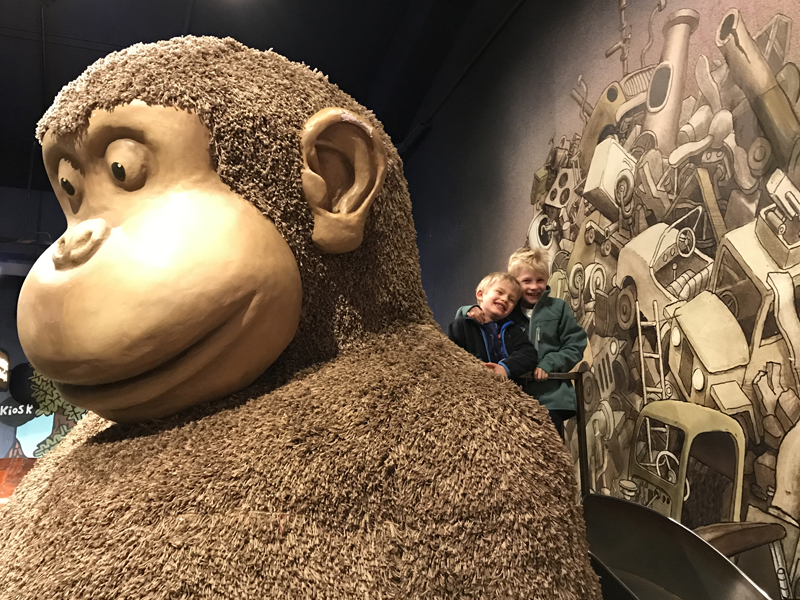 The i-escape blog / Winter city guide: Stockholm with kids / Junibacken Story Museum