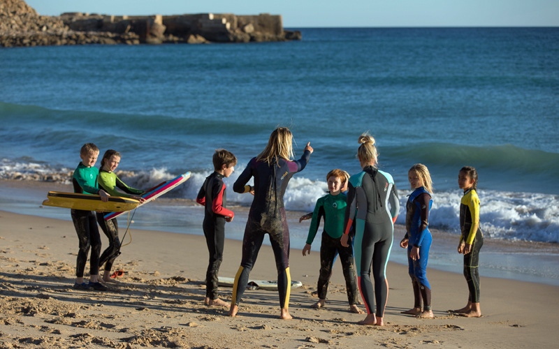 i-escape blog / 10 reasons why Portugal is perfect for a family holiday / OceanBlue Portugal