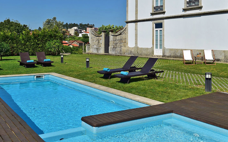 i-escape blog / 10 reasons why Portugal is perfect for a family holiday / Solar Egas Moniz