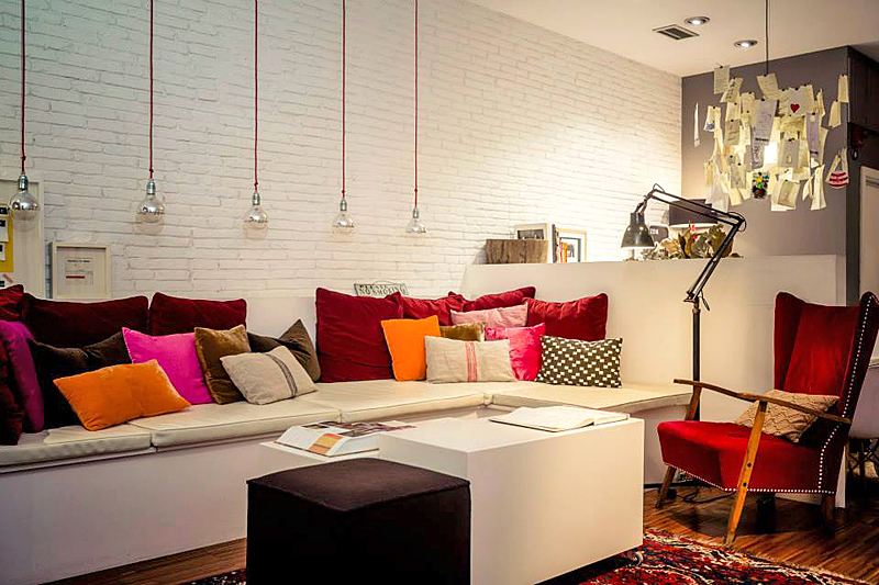 the i-escape blog / 8 best value hotels in Barcelona 2019 / The 5 Rooms