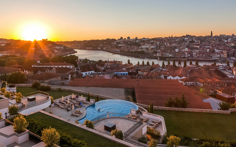 i-escape blog /Fabulous hotel pools for families / The Yeatman