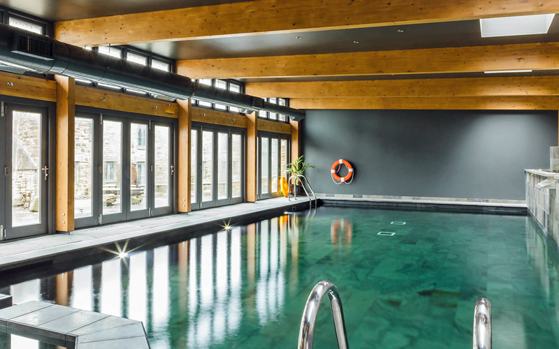 i-escape blog / Fabulous hotel pools for families / Tregulland