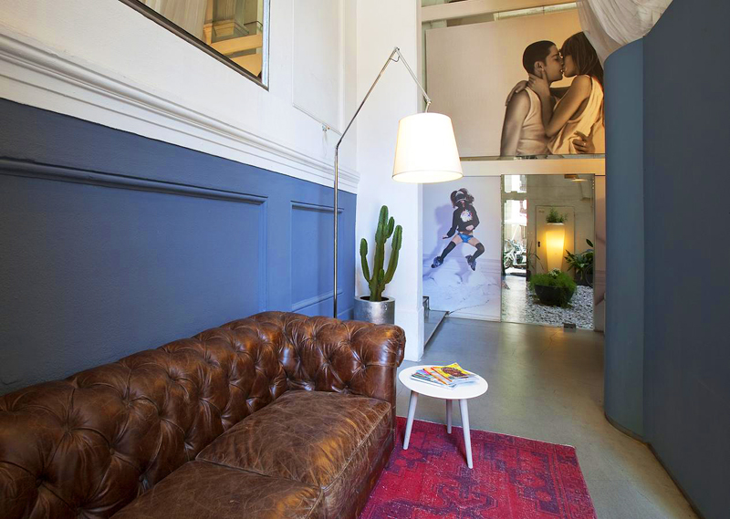 the i-escape blog / 8 best value hotels in Barcelona 2019 / chic & basic born