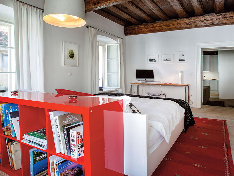The i-escape Blog / 9 Wildly Romantic Retreats in Europe / Ljubljana Boutique Apartment