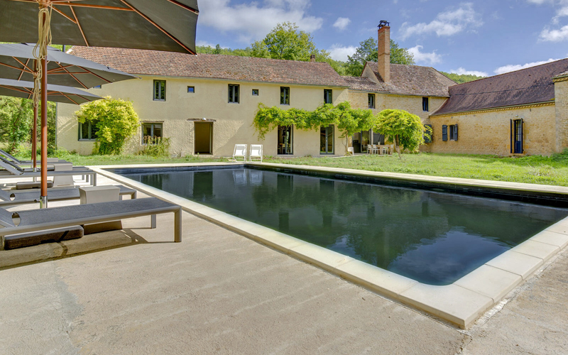 i-escape blog / Summer in France: 8 secret family-friendly hideaways / Dordogne Boutique Villa