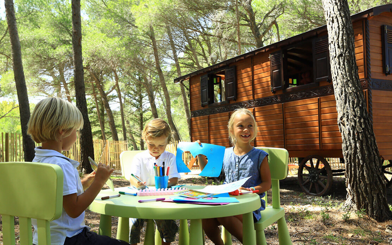 The i-escape blog / Summer in France: 8 secret family-friendly hideaways / Domaine De Manville