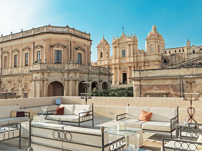The i-escape blog / 11 European hotels with knockout rooftop views / Gagliardi Boutique Hotel
