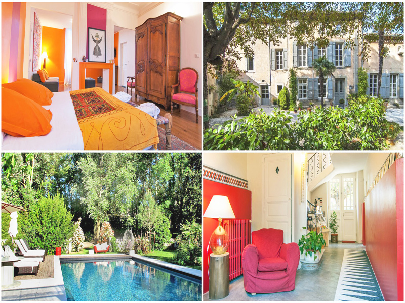 i-escape-blog-best-rated-hotels-europe-Métairie Montplaisir-provence-france