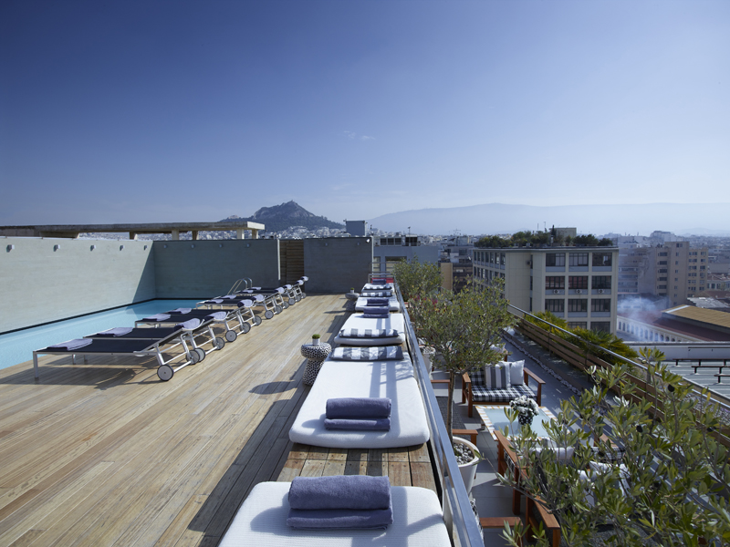 The i-escape blog / 11 European hotels with knockout rooftop views / Fresh Hotel