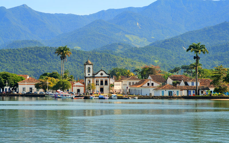 i-escape blog / A coastal journey through Brazil: 2020's hottest holiday destination / Paraty