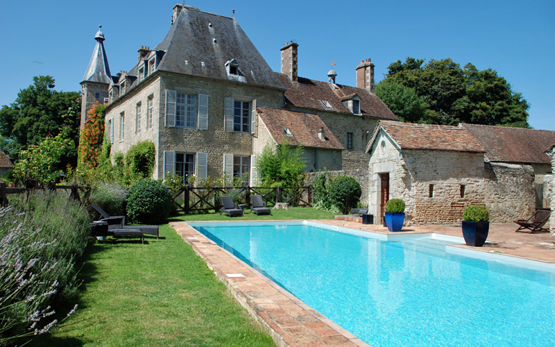The i-escape blog / Summer in France: 8 secret family-friendly hideaways / Chateau de Saint Paterne