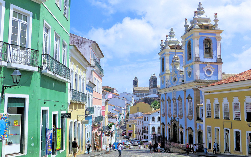 i-escape blog / A coastal journey through Brazil: 2020's hottest holiday destination / Salvador
