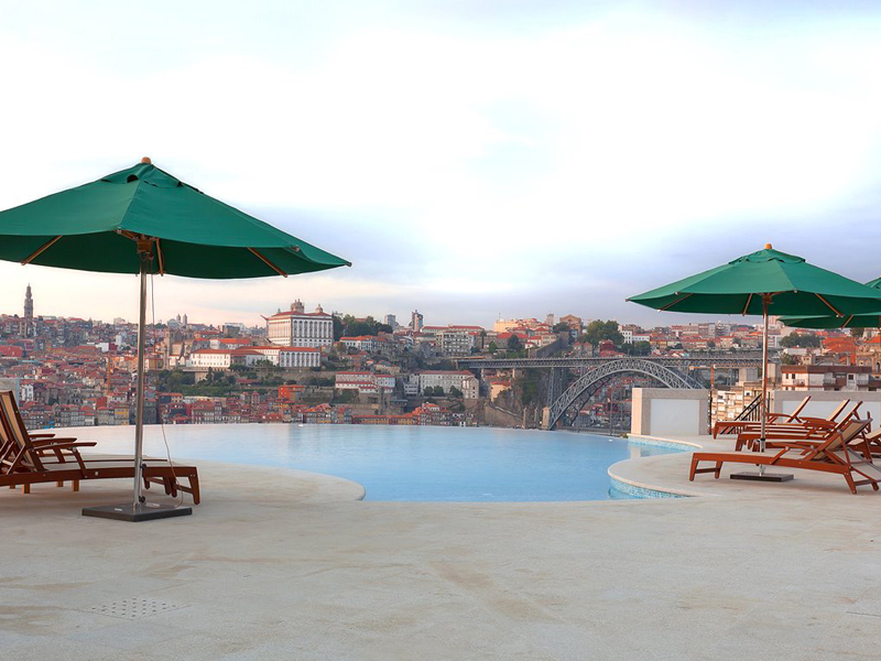 The i-escape blog / 11 European hotels with knockout rooftop views / The Yeatman