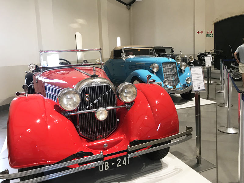 The i-escape blog / Cape Winelands with kids / Franschhoek Motor Museum