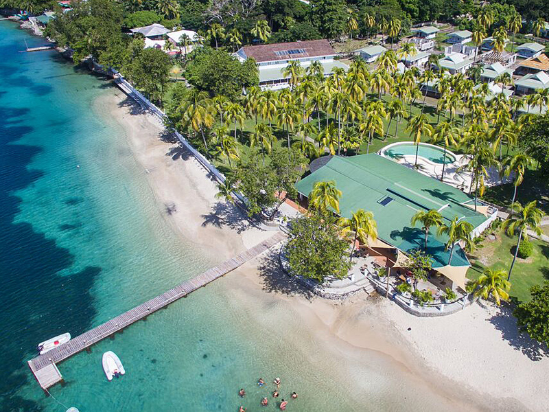 i-escape blog / Low-key Caribbean / Bequia Plantation Hotel St Vincent and the Grenadines