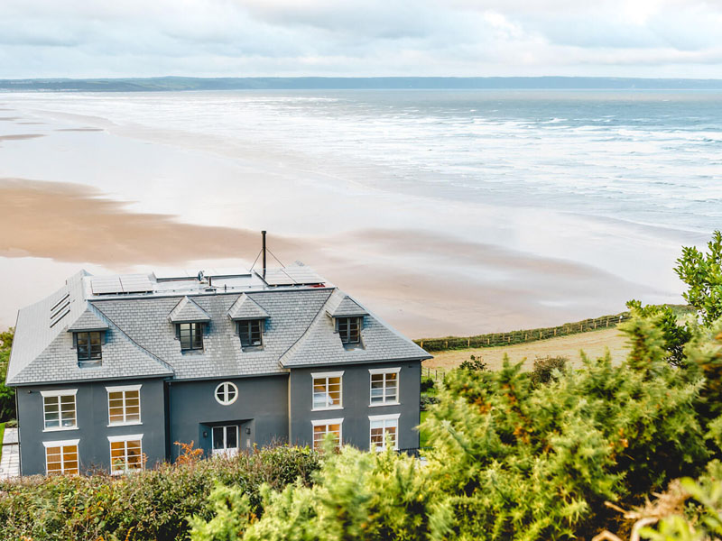 The i-escape blog / Last-minute family holidays for Summer 2019 / Chalet Saunton