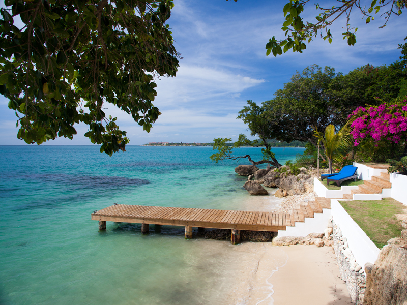 i-escape blog / Low-key Caribbean / Culloden Cove Jamaica