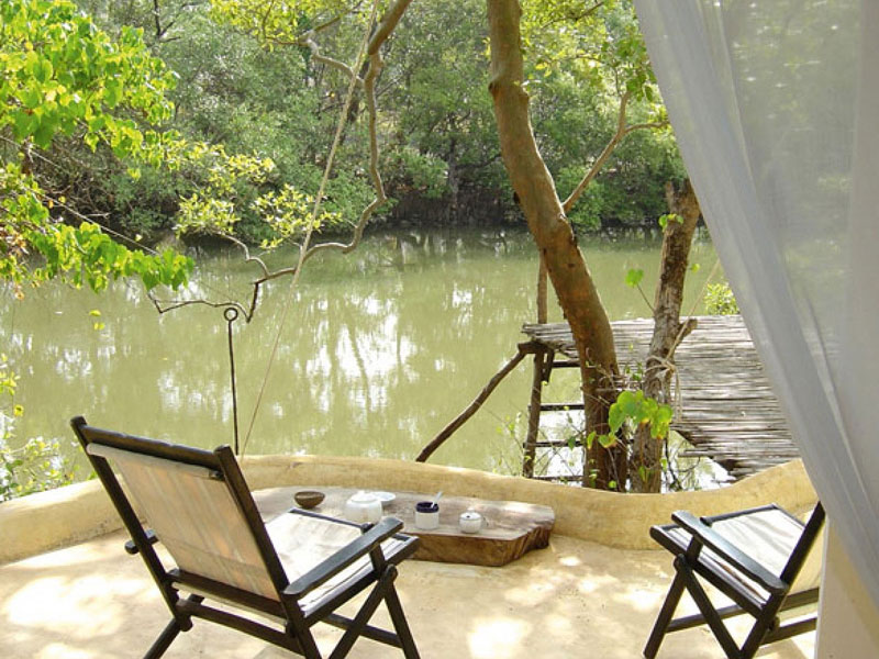 the i-escape blog / Go to Goa for Christmas and New Year: Here's Why / Otter Creek Tents