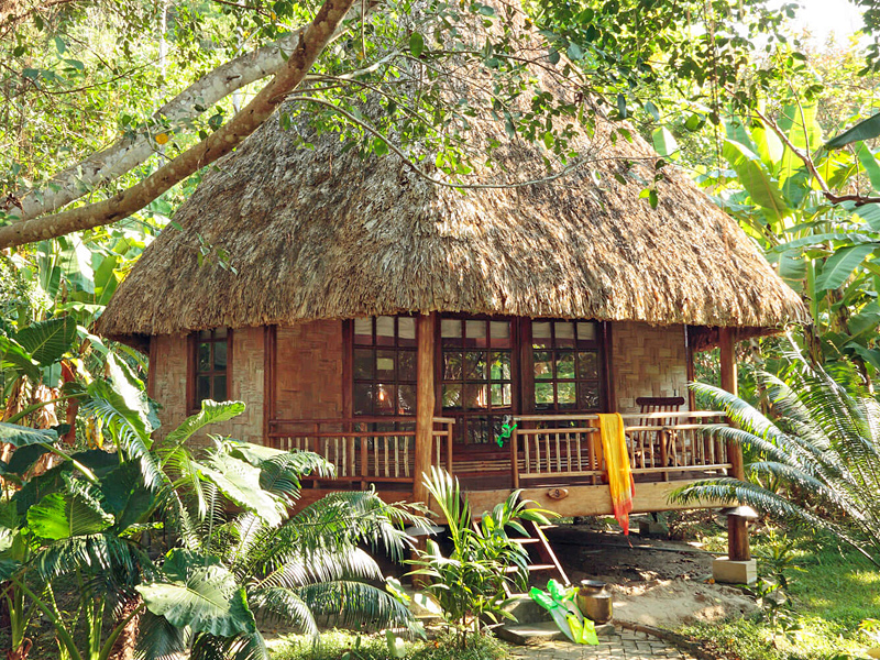 the i-escape blog / Amazing Asian islands for Christmas / Barefoot at Havelock