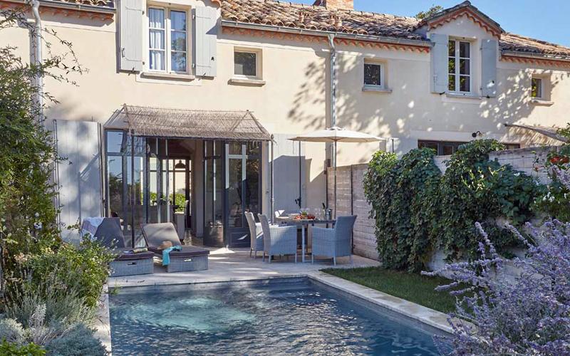 i-escape blog / Fabulous hotels for larger families / Chateau Les Carrasses