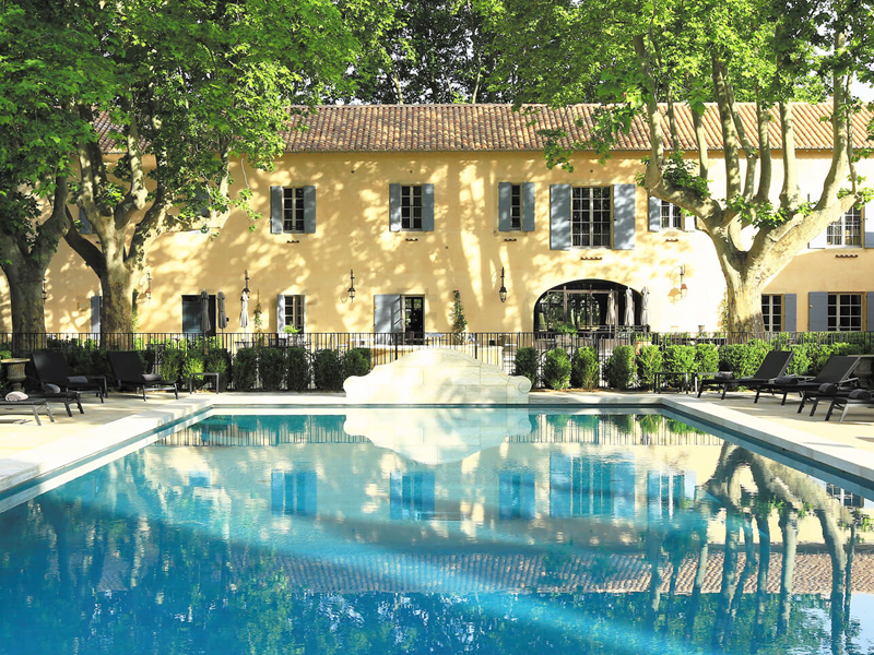 the i-escape blog / South of France: secret hideaways beyond the coast / Domaine de Manville