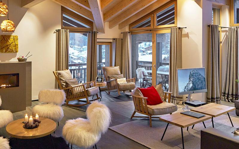 i-escape blog / Fabulous hotels for larger families / LaVue Zermatt