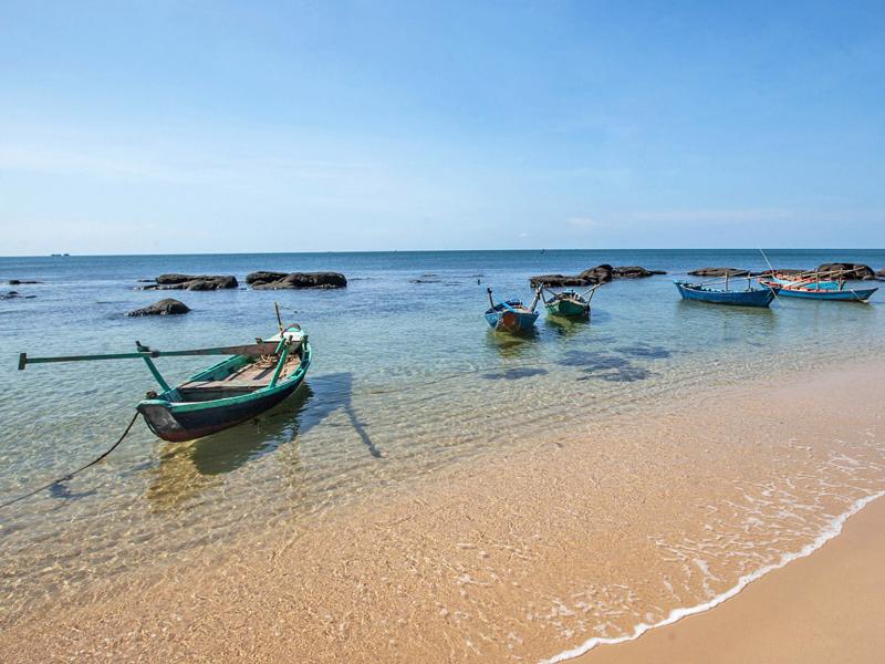 the i-escape blog / Amazing Asian islands for Christmas / Mango Bay