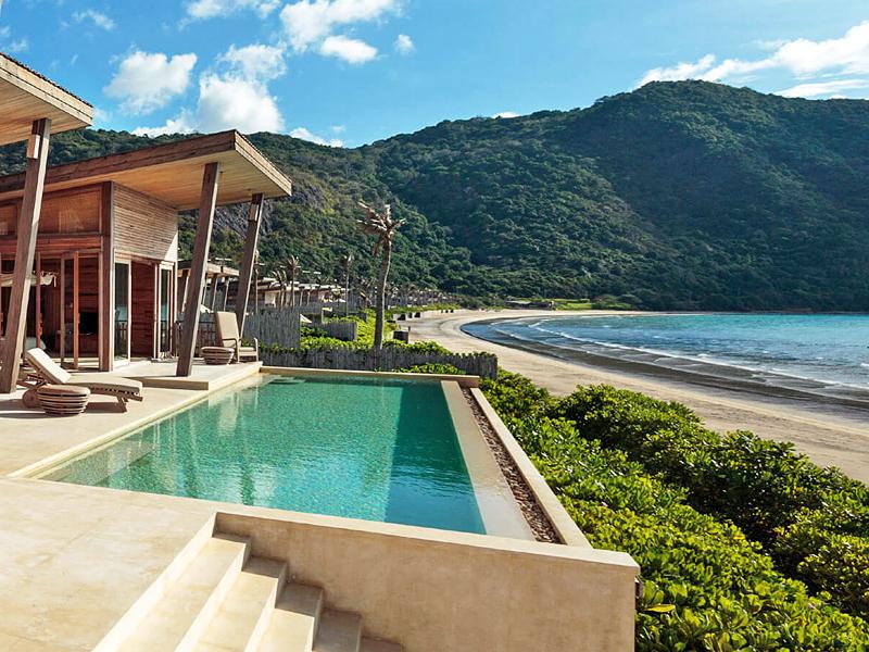 the i-escape blog / Amazing Asian islands for Christmas / Six Senses Con Dao